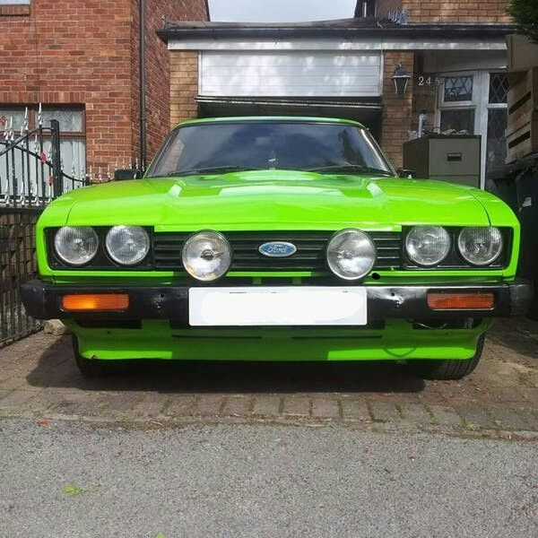 Pin By Neil On British Cars Ford Granada Ford Capri Ford Motor
