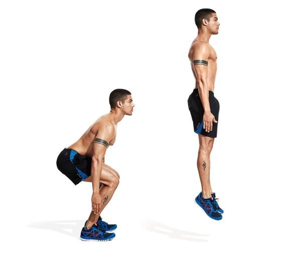 Build functional strength, flexibility, and endurance with this full-body workout plan.