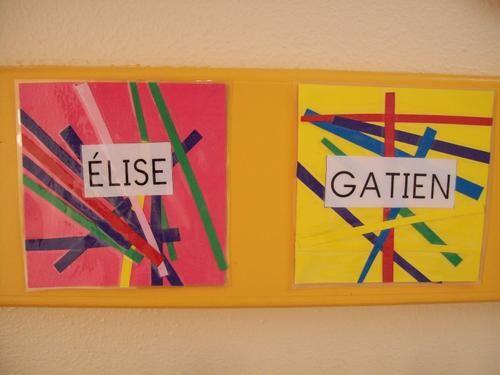 Des Arts Visuels à l'école maternelle - Ce blog est une compilation des différentes réalisations des mes élèves d'école maternelle en Arts V...