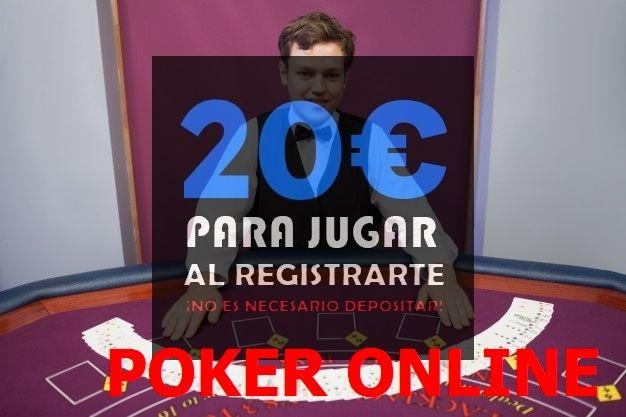 El Juego De Palpitos Poker Novelty Sign