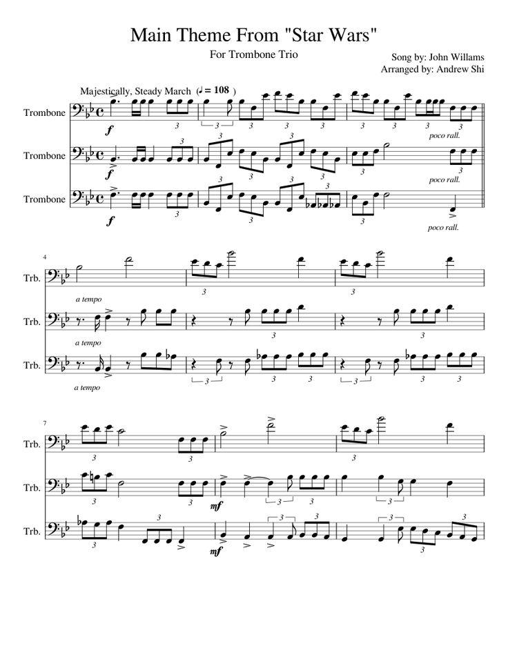 All Music Chords star wars sheet music : Best 25+ Star wars sheet music ideas on Pinterest | Violin sheet ...