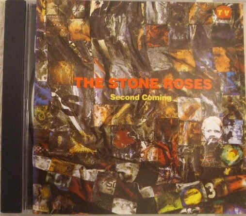 The Stone Roses SECOND COMING Original 1994 CD