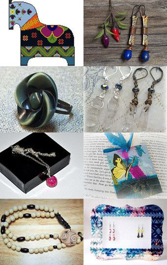 Arabian Nights by Gail on Etsy--Pinned with TreasuryPin.com