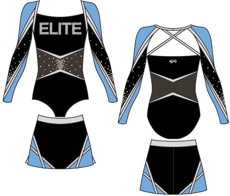 Custom GK Cheer Uniform