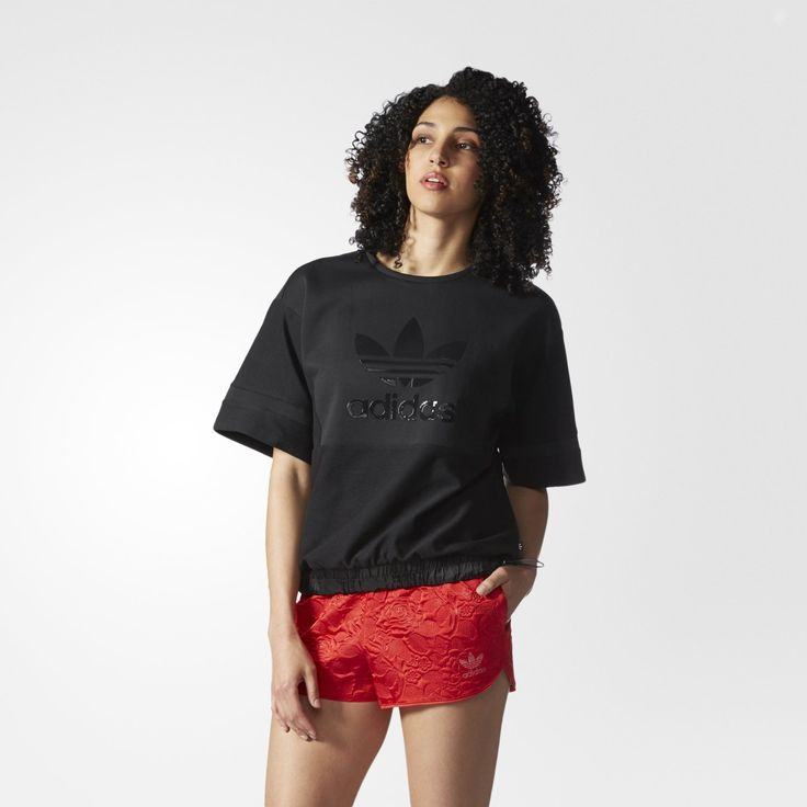 adidas(アディダス)通販オンラインショップ。トップス 半袖 SHORT SLEEVE TOPS Apparel オリジナルス Tシャツ [FLORAL TEE] ウェア アパレル Tシャツ ポロシャツなど公式サイトならではの幅広い品揃えが魅力。