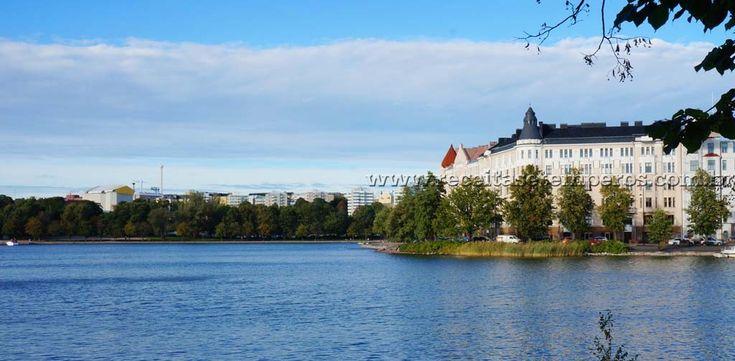 Helsinki está localizada na costa do Golfo da Finlândia, é a capital e maior cidade do país.  Leia mais...