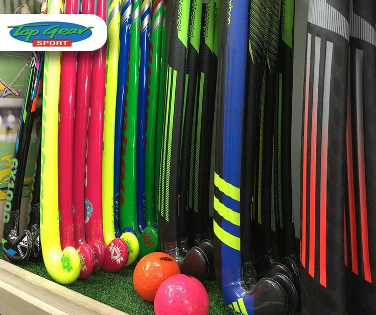 With #Hockey season approaching fast, make sure that you stock up on all your necessary hockey equipment, available from #TopGearSport.