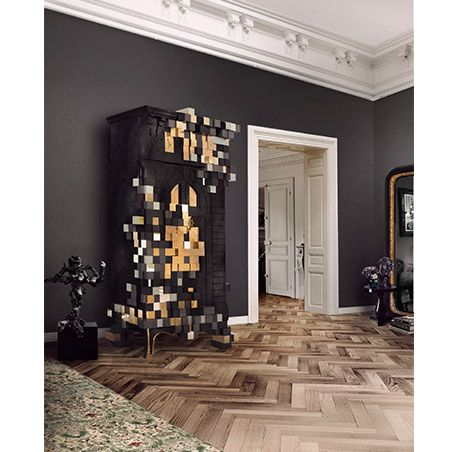 Boca do Lobo | Dining room cabinet to complement your beautiful dining room ideas | See more at diningroomideas.eu