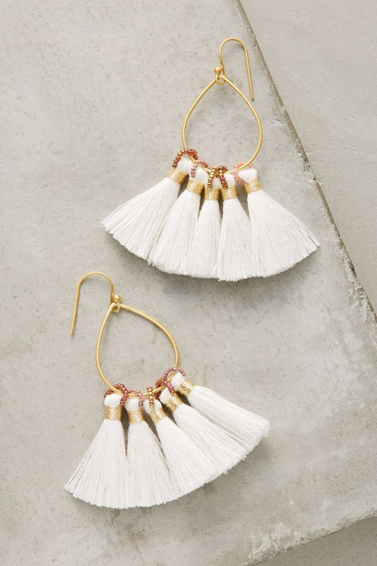 Shop the Jolie Tassel Earrings and more Anthropologie at Anthropologie today. Read customer reviews, discover product details and more.