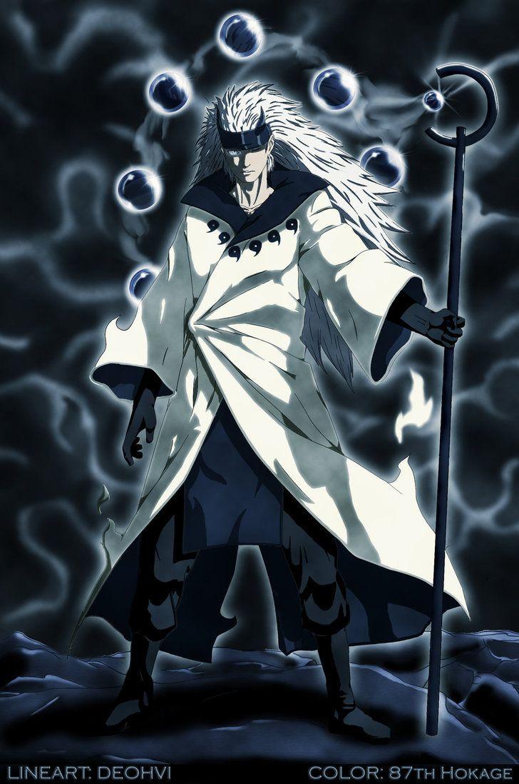 Naruto 663 - Madara of the Six Paths by kaminosensoo on DeviantArt #naruto #madara #six paths
