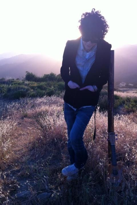 Topanga Canyon State Park. Malibu. Photo by Tamzin Brown.