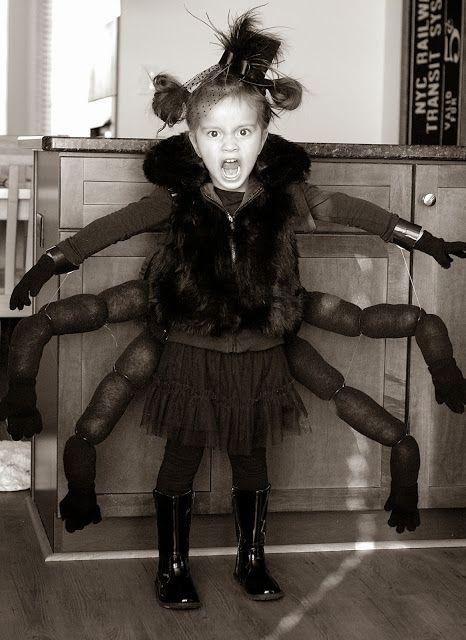 kreyv stellas spider costume bag spider halloween costumehalloween kidshappy - Kids Spider Halloween Costume