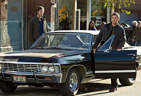 The Impala, Supernatural