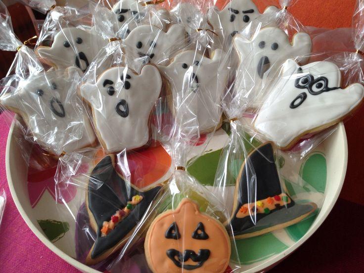 My Halloween coooookies!!!