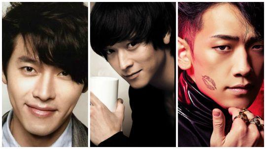 The Return of Hyun Bin, Kang Dong Won and Rain - Soompi