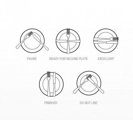 Did you know? - Win Picture | Webfail - Fail Pictures and Fail Videos.  Wow.  Plate manners.