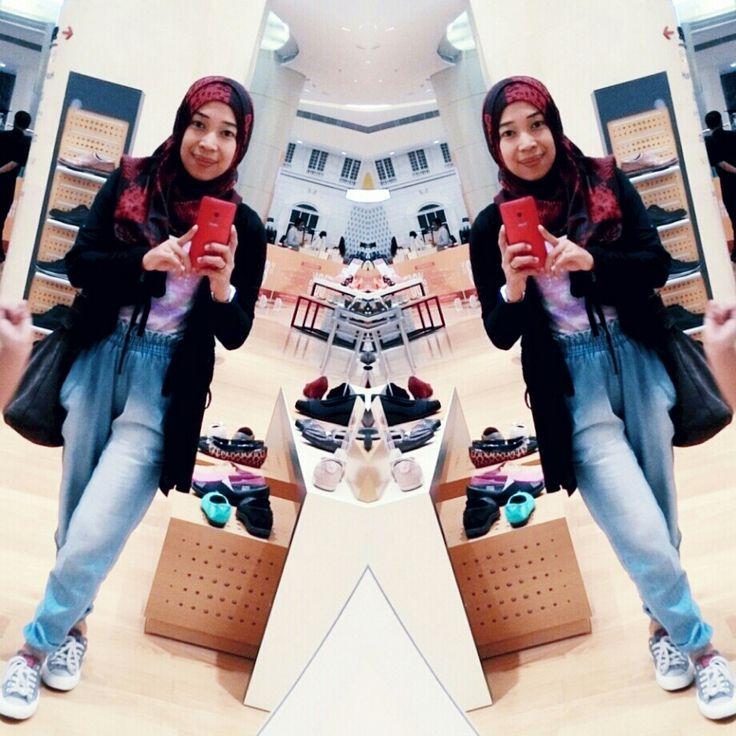 #converse #hijabista