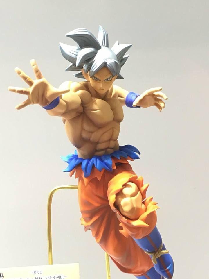 US Banpresto Dragon ball Zoukei Tenkaichi Budokai Figure SCultures 6 SS3 Goku