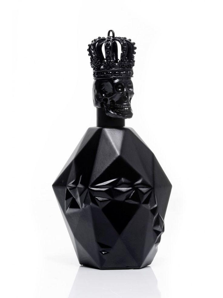 Religion Clothing Mens Fragrance Skull Head In Black.