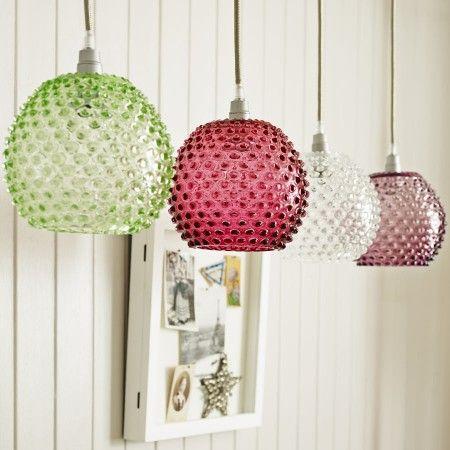 Diamond Tip Hanging Lamps - Chandeliers & Ceiling Lights - Lighting
