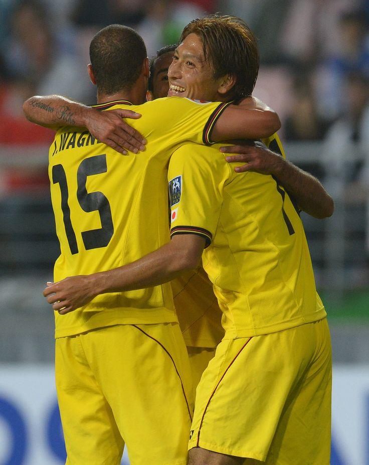 Junya Tanaka - Jeonbuk Hyudai Motors v  Kashiwa Reysol - AFC Asian Champions League