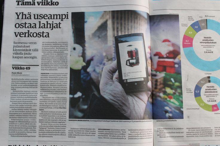 Kauppalehti 2.12.2013