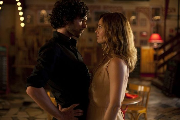 L'arnacoeur. With Romain Duris & Vanessa Paradis
