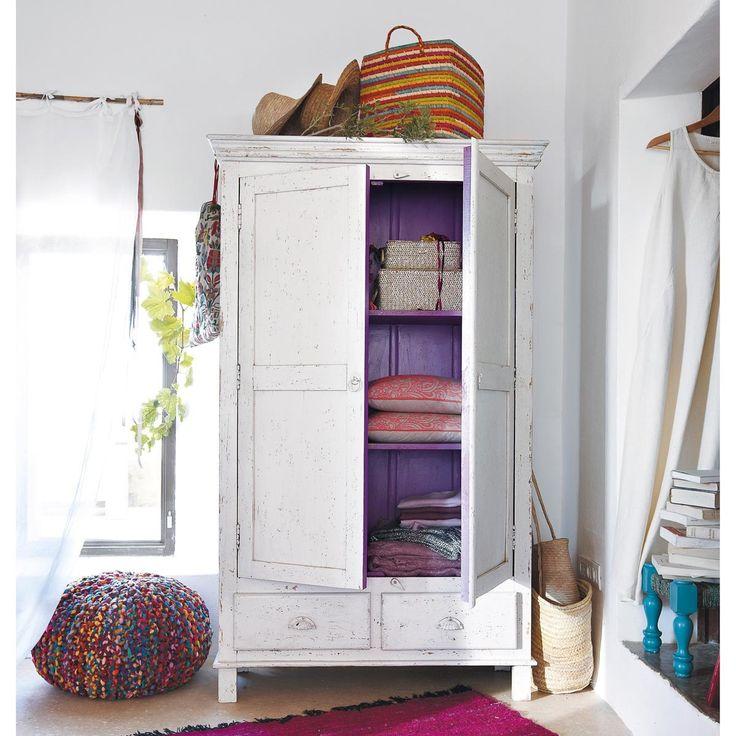 maison du monde vente prive maisons du monde pot suspendu en jute et macram cru white island. Black Bedroom Furniture Sets. Home Design Ideas