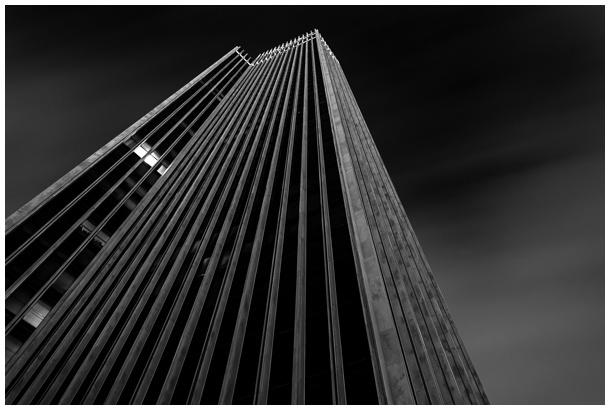 Towering by Dave Butterworth - EyeWasHere™ Photography - www.eyewashere.net - Black and White Photography - Art - Upstate NY - New York