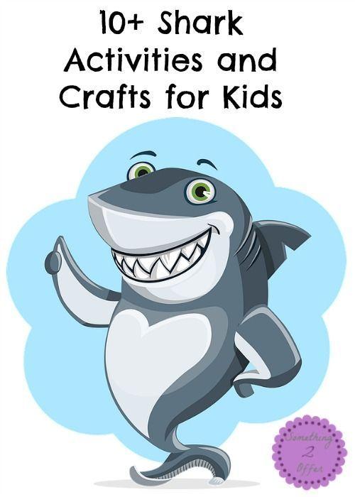 best 25  shark activities ideas on pinterest