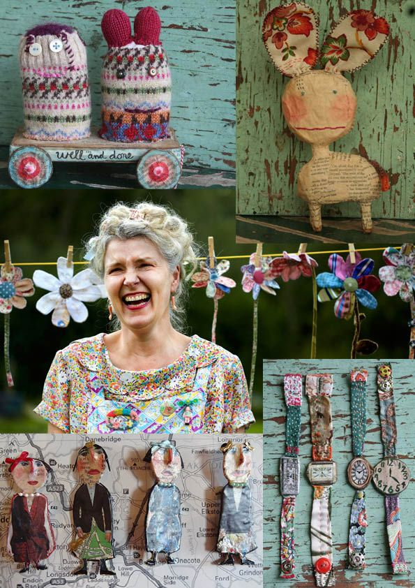 Inspiration Montage | Julie Arkell