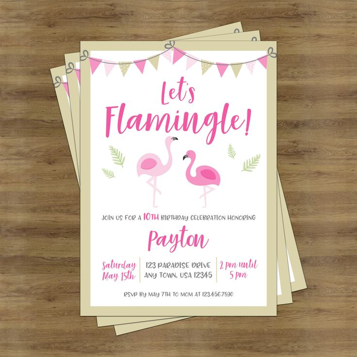 boy baby shower invitations australia%0A Lets Flamingle  Flamingo Invitation  Flamingo Birthday Invitation   Flamingle Invitation  Pink Flamingo Party