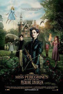 Read, you clever boy: El hogar de Miss Peregrine para niños peculiares  #ElhogardeMissPeregrineparaniñospeculiares #películas #opinión #blogs