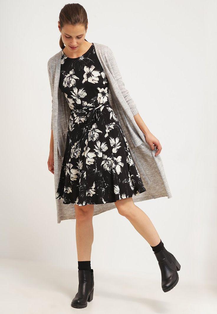 ¡Cómpralo ya!. Wallis ORIENTAL Vestido informal black.  , vestidoinformal, casual, informales, informal, day, kleidcasual, vestidoinformal, robeinformelle, vestitoinformale, día. Vestido informal  de mujer color negro de Wallis.