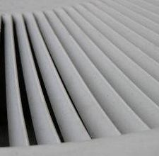 How to install an electrostatic air filter