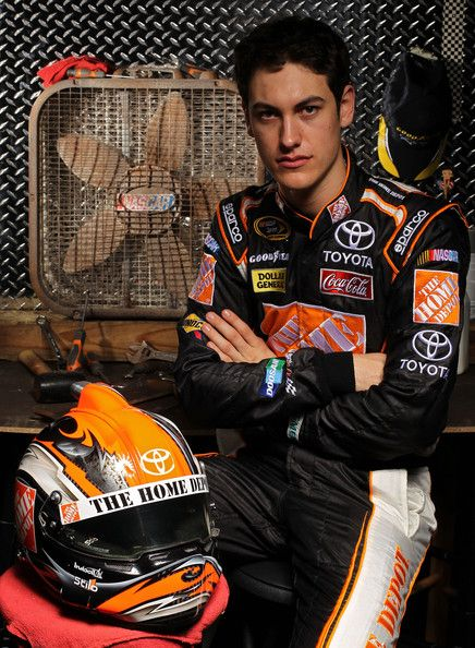 Joey Logano, favorite driver for a few reasons