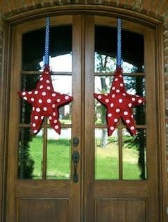 Handmade Valentine Projects: Day 2, Winged Door Heart - Jen Bowles Design