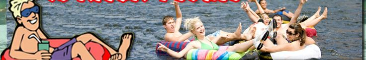 $10 River Tubing | Georgia Tubing | Up the River Outfitters