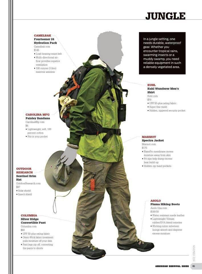 24 besten Survival Outer Wear Bilder auf Pinterest | Survival ...