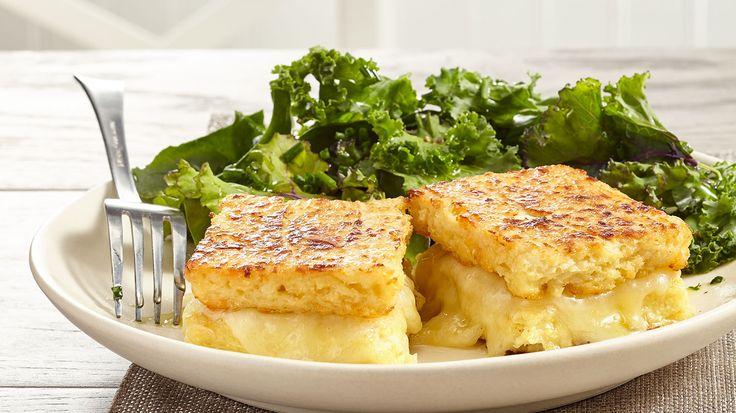 Gluten-Free Cauliflower Grilled Cheese