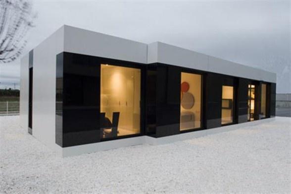 Ultra modern designs with modular homes modular homes for Ultra modern modular homes