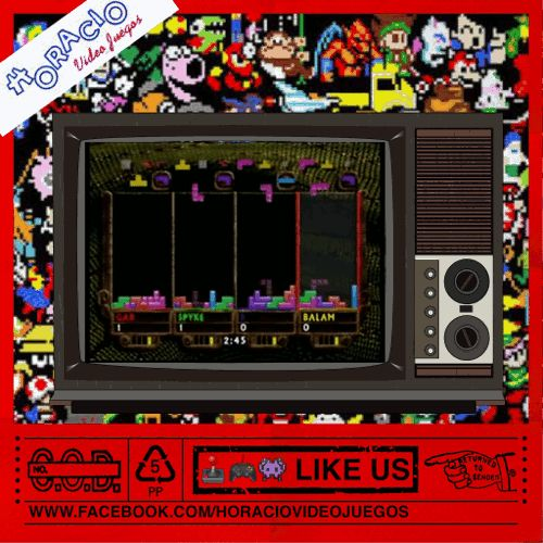 anaoralia nintendo n64 tetris