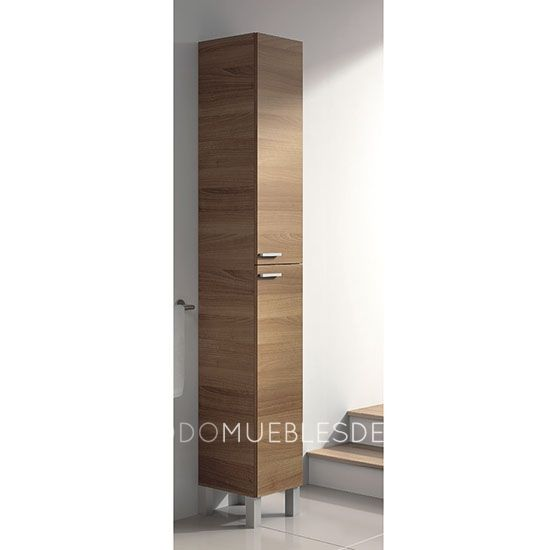 Columna Ares en Kit color Nogal de 182x30x25cm Ref.305260N -
