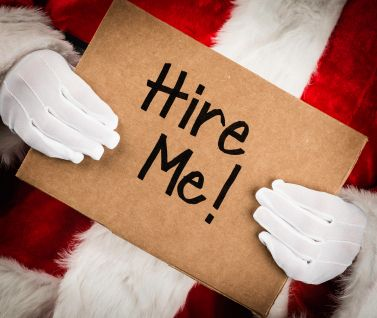 Since jobs are limited, utilize the following tips when looking for seasonal employment.