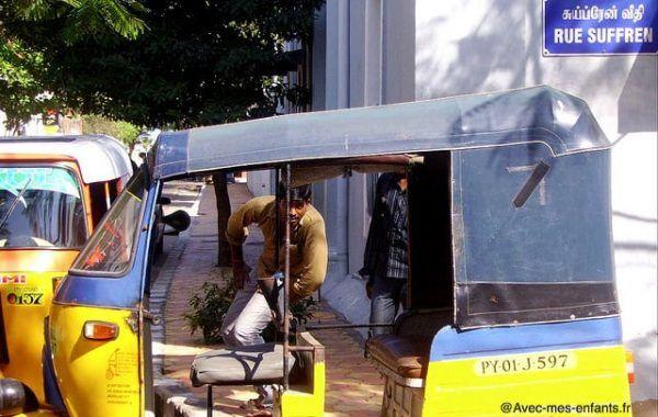 inde-du-sud-en-famille-pondichery-rickshaw