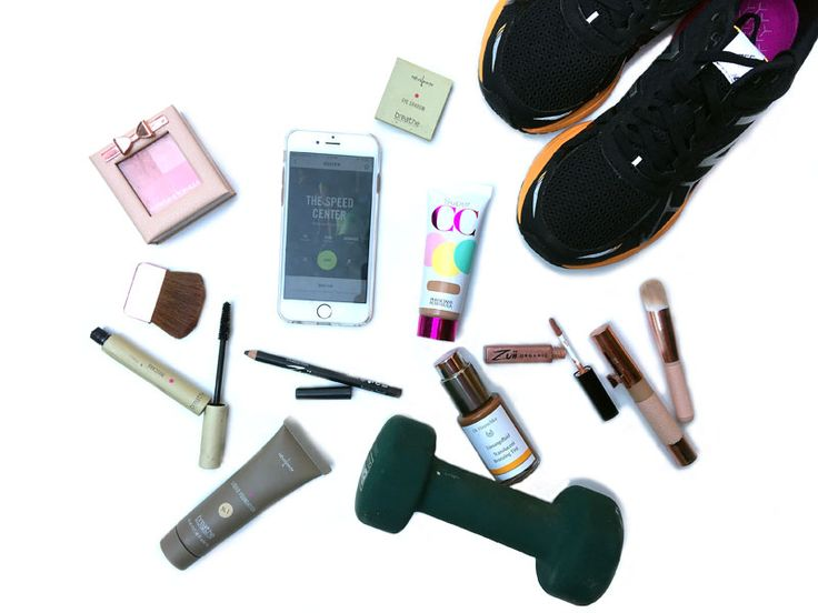 5 Girls dish their workout makeup routine #beauty #fitness