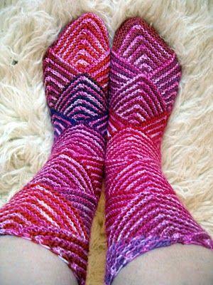 Knitting Pattern For Diabetic Socks : 203 best images about Domino knitting - dominostrikk on ...