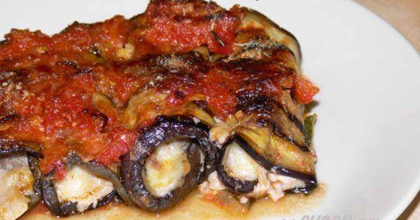 Questa ricetta l'ho provata in Puglia, nel meraviglioso Salento. Una gentile signora salentina ci preparò inaspettatamente questa teglia di involtini e già il gesto ci commosse ma non quanto il gusto di questo sorprendente connubio di sapori! Non avevo... #cotturaalforno #cucinapugliese #involtini