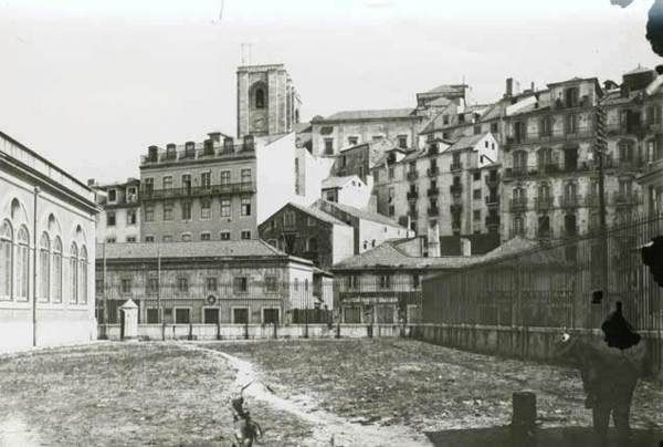 Campo das Cebolas, 1930