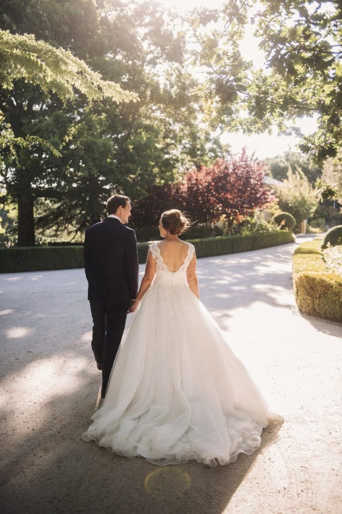 Roxy and Hamish | Vineyard Wedding | White Lily Couture